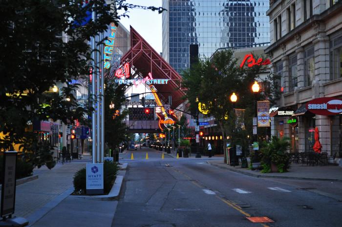 8. Go galavanting down 4th Street in Louisville