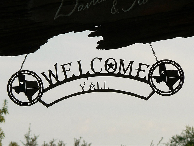 12) No one does Southern hospitality quite like Texas.