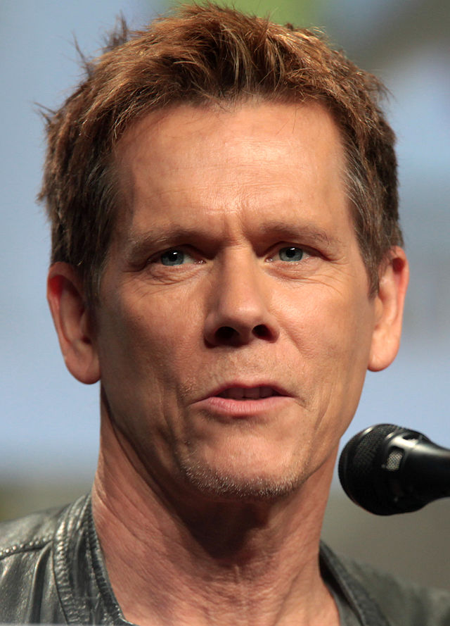 5. Kevin Bacon