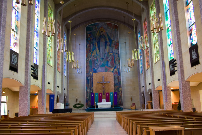10) St. Columba Cathedral (Youngstown)