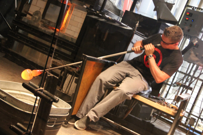 12. Glass Blowing