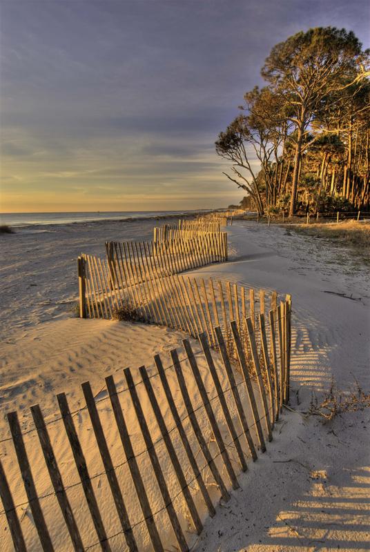 "5. ""Morning On The Beach"""