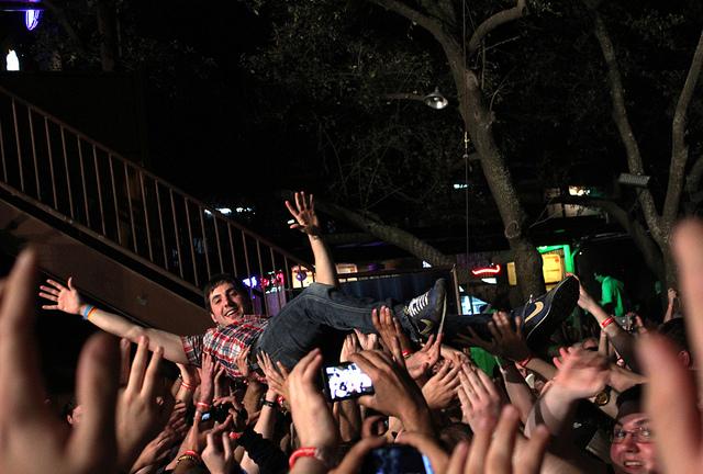 9) The SXSW Music and Film Festival in Austin.