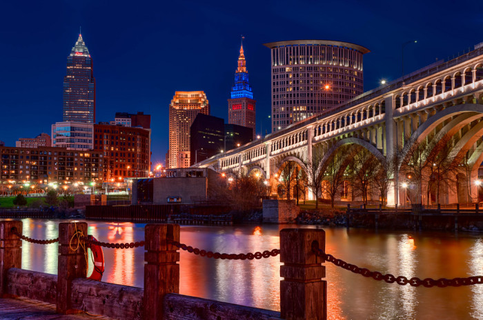 8) Take to the city for nightlife, shopping and an endless array of restaurants. Taking your pick of which one will be the hardest decision, (Columbus, Cleveland, Cincinnati, Toledo, etc.)