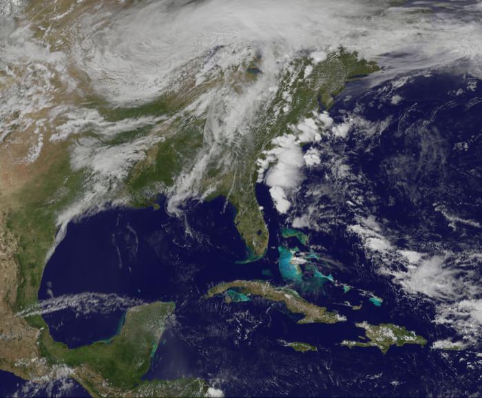 3) Great Appalachian Storm of November 1950