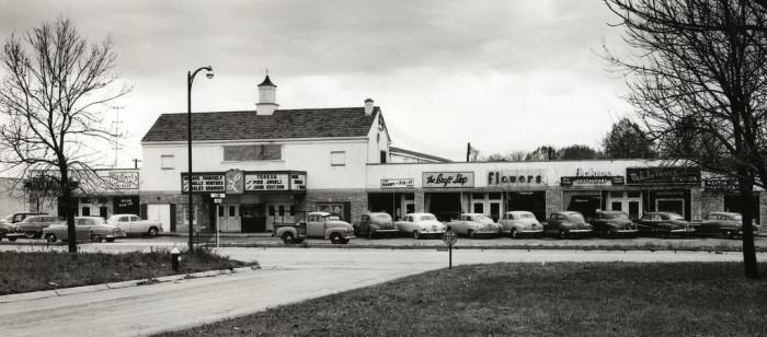 6) Circa 1950: Lane Avenue, Columbus