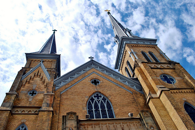 10) Cathedral of St. Andrew, Grand Rapids