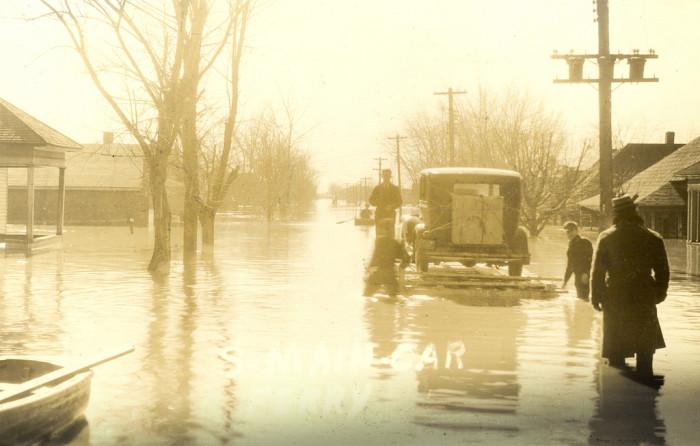 2) Ohio River Flood of 1937