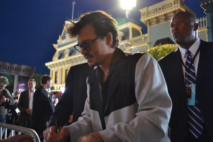 10. Johnny Depp