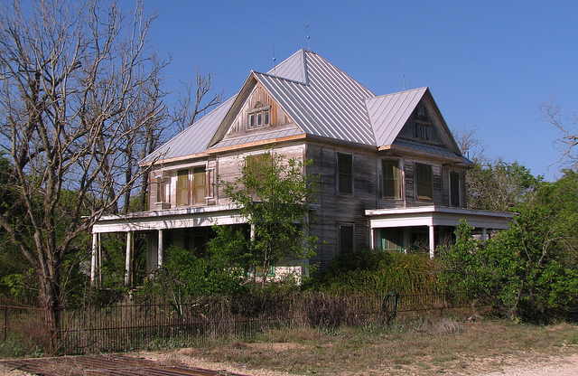 Forgotten Texas: 15 Abandoned Places Nature Is Reclaiming