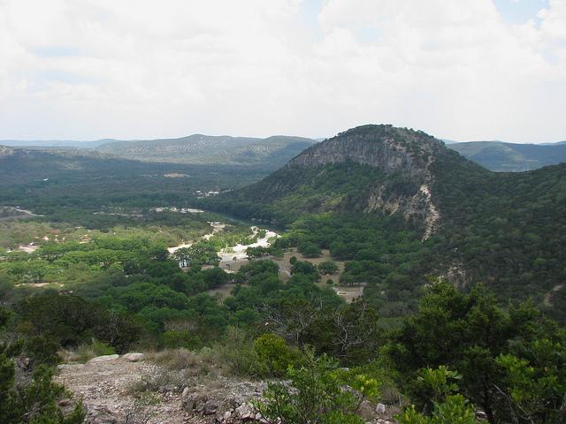 3) Garner State Park