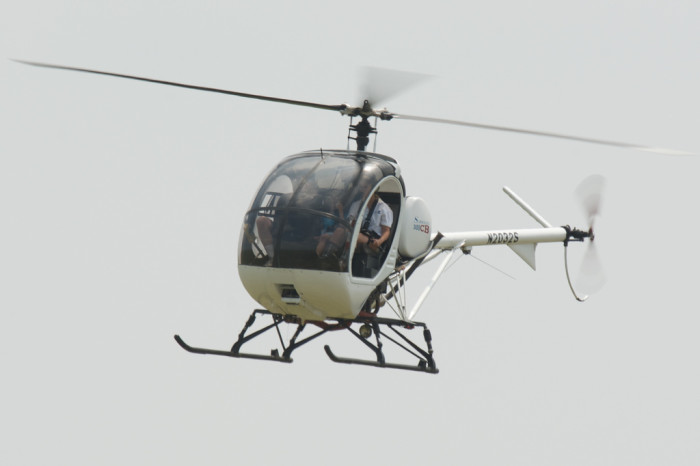 3. Helicopter Rides