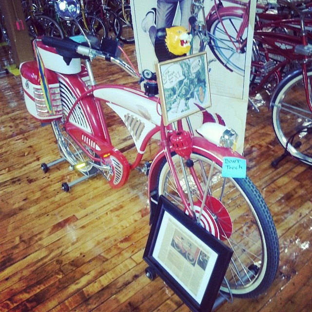 6. Bicycle Heaven Museum, Pittsburgh