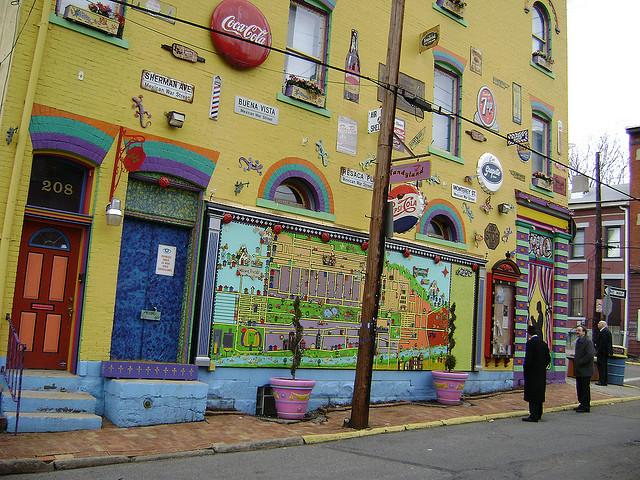 6. Randyland, Pittsburgh