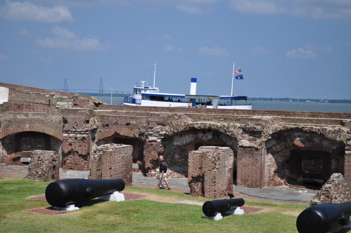 12. Fort Sumter