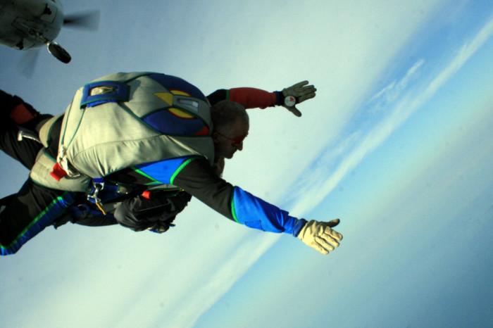 6. Free Falling/Parachuting