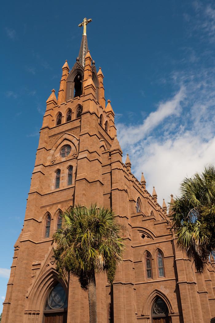 5. Cathedral of St. John the Baptist, Charleston, SC