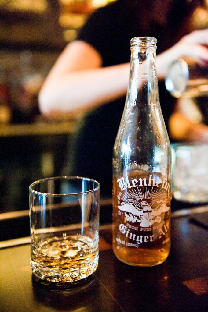 7. Blenheim Ginger Ale