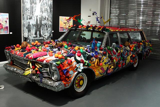 8) Art Car Museum - Houston