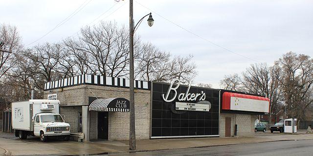 12) Baker's Keyboard Lounge, Detroit