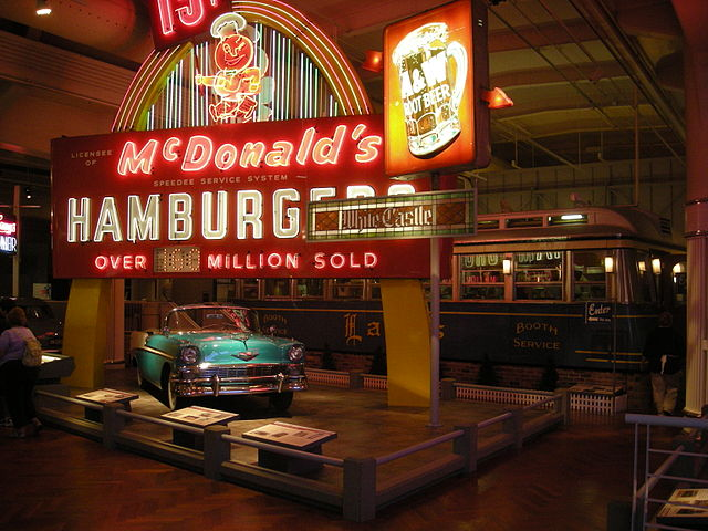 6) Henry Ford Museum