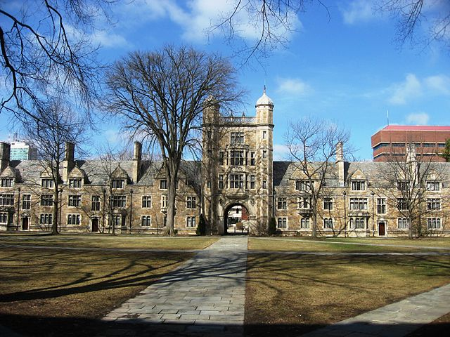 10) Cook Law Quadrangle, University of Michigan, Ann Arbor