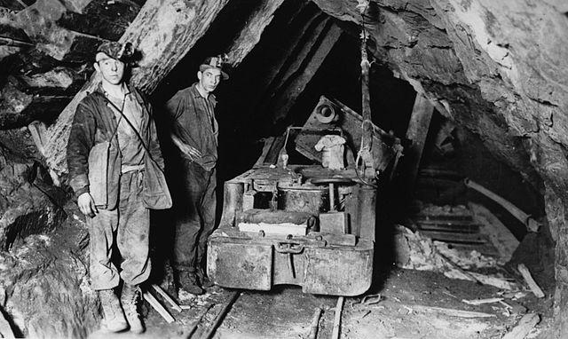 12) Quincy Mining  Company