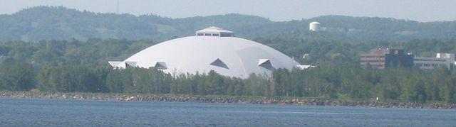 9) Superior Dome