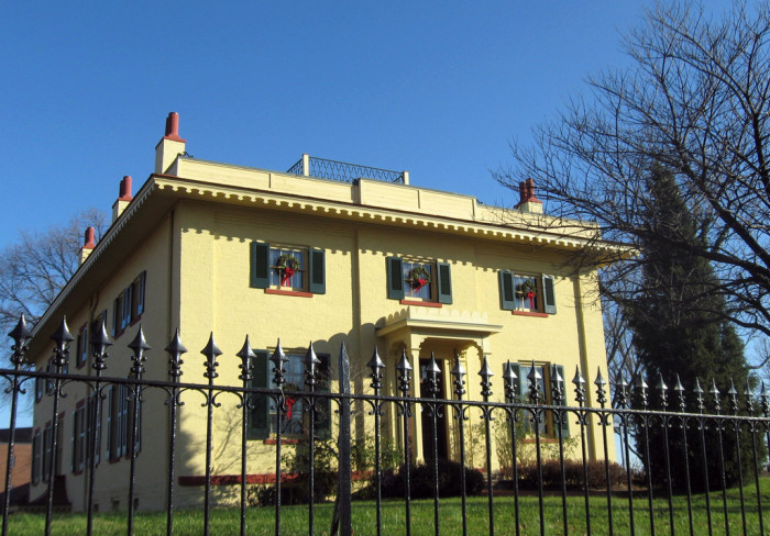 5) William Howard Taft National Historic Site