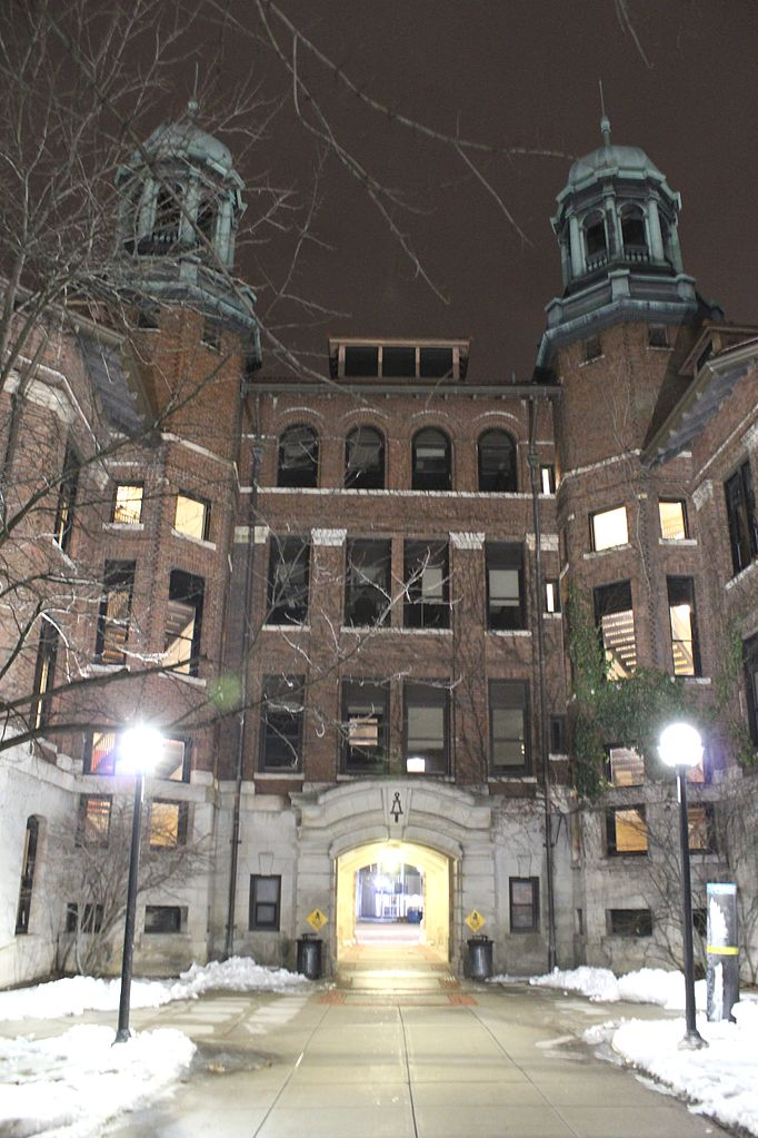 12) Dennison Archway, University of Michigan
