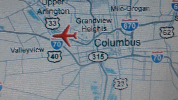 "5) ""The Three C's""= Columbus, Cleveland and Cincinnati."