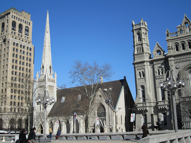 8. Arch Street United Methodist Church, Philadelphia