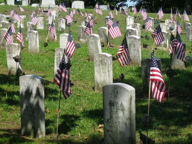 7. Wildwood Cemetery, Williamsport