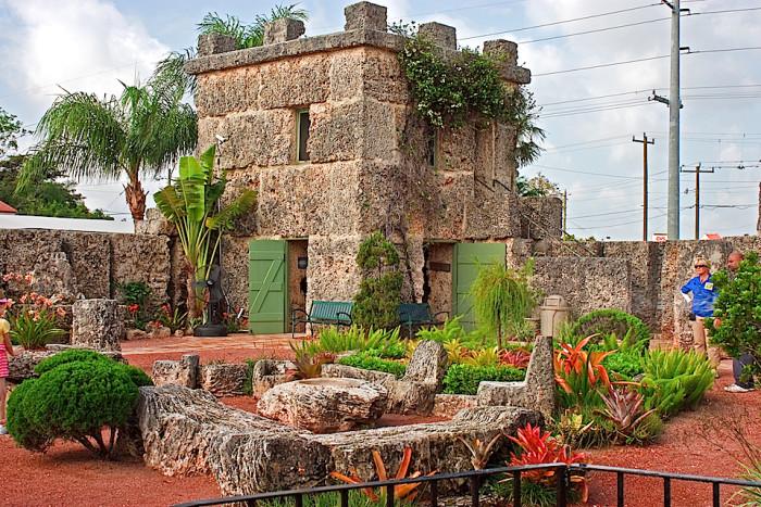 2. Coral Castle (Homestead, FL)