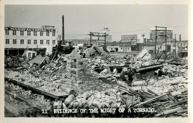 5) The 1953 Waco Tornado