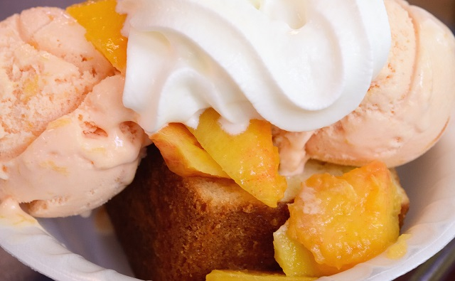 7.) Peach Park - Clanton