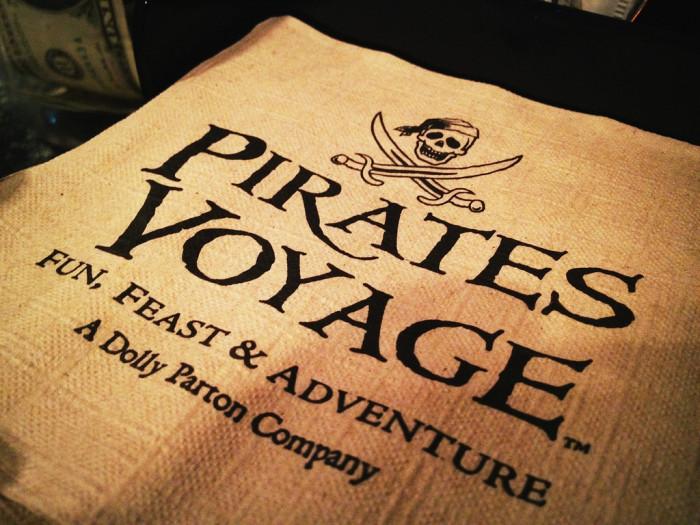 13. Pirates Voyage, Myrtle Beach, SC