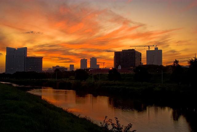 5) Fort Worth Sunrise