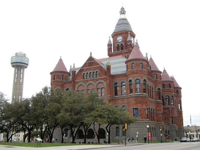 12) Old Red Museum Castle: located in Dallas, this castle is considered a historic landmark in Texas and is open for daily tours. It was originally built to use as a courthouse in 1892, but has been restored as a modern museum.