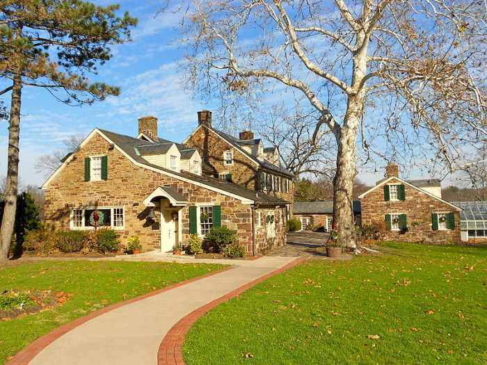 6. Pearl S. Buck House, Bucks County