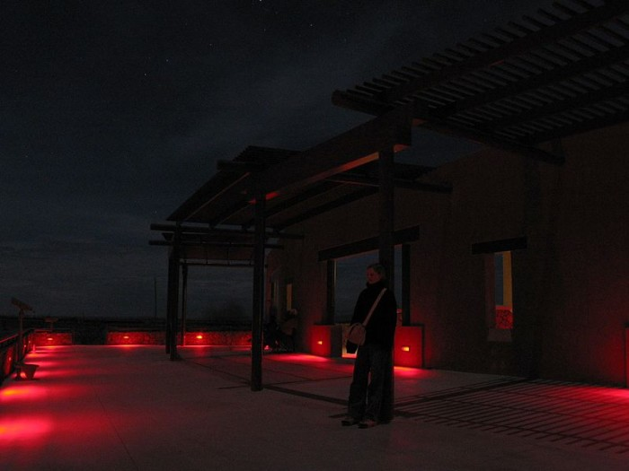 4) Drive out to Marfa, TX, about 2.5 hours from both El Paso and Odessa, to witness the mysterious Marfa Lights at night. They even have an official viewing center since sightings of unidentified lights seem to be pretty common around here.