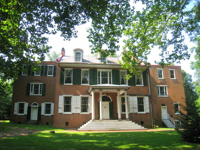 10. James Buchanan House,  Lancaster Township