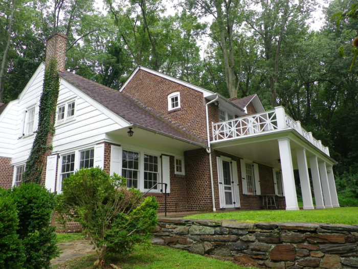 1. N.C. Wyeth House and Studio, Chadds Ford Township