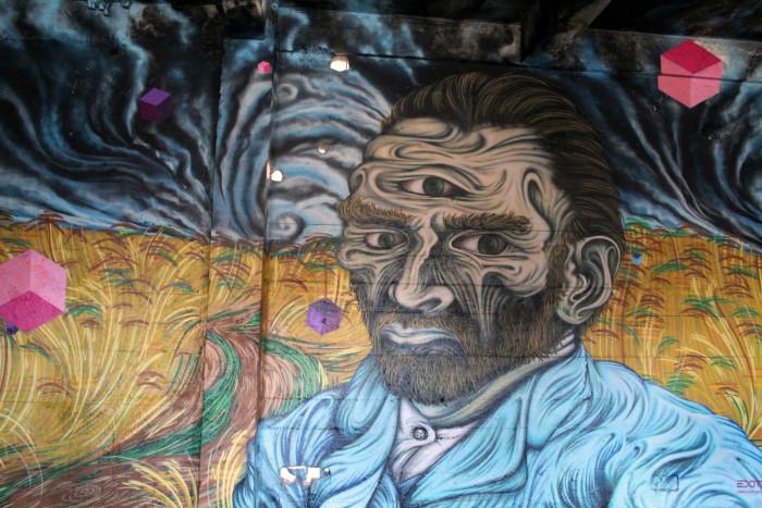 3. Third Eye Man