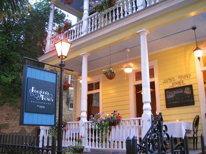 8. Poogan's Porch, Charleston, SC