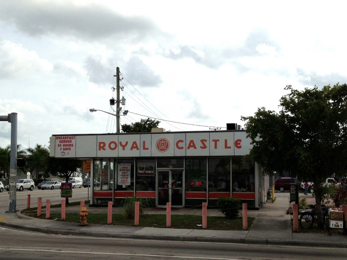 9. Royal Castle (Miami, FL)