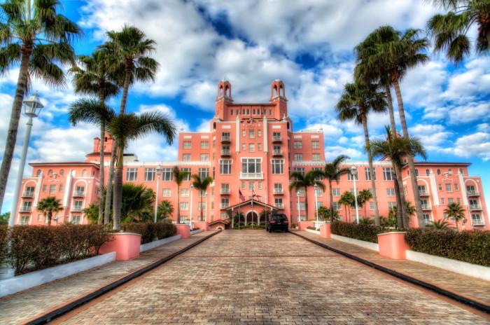4. Loews Don Cesar Hotel (St. Pete Beach, FL)