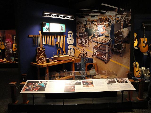 8. Martin Guitar Factory and Museum, Nazareth