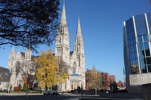 7. Cathedral of St. Paul, Pittsburgh