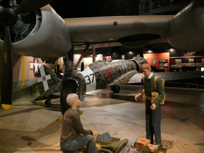 14) Learn about the history of our nation's development in aviation at the National Museum of the United States Air Force in Dayton, where admission is FREE.